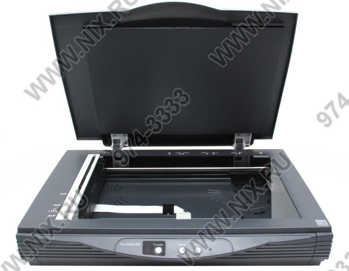 Сканер xerox documate 700