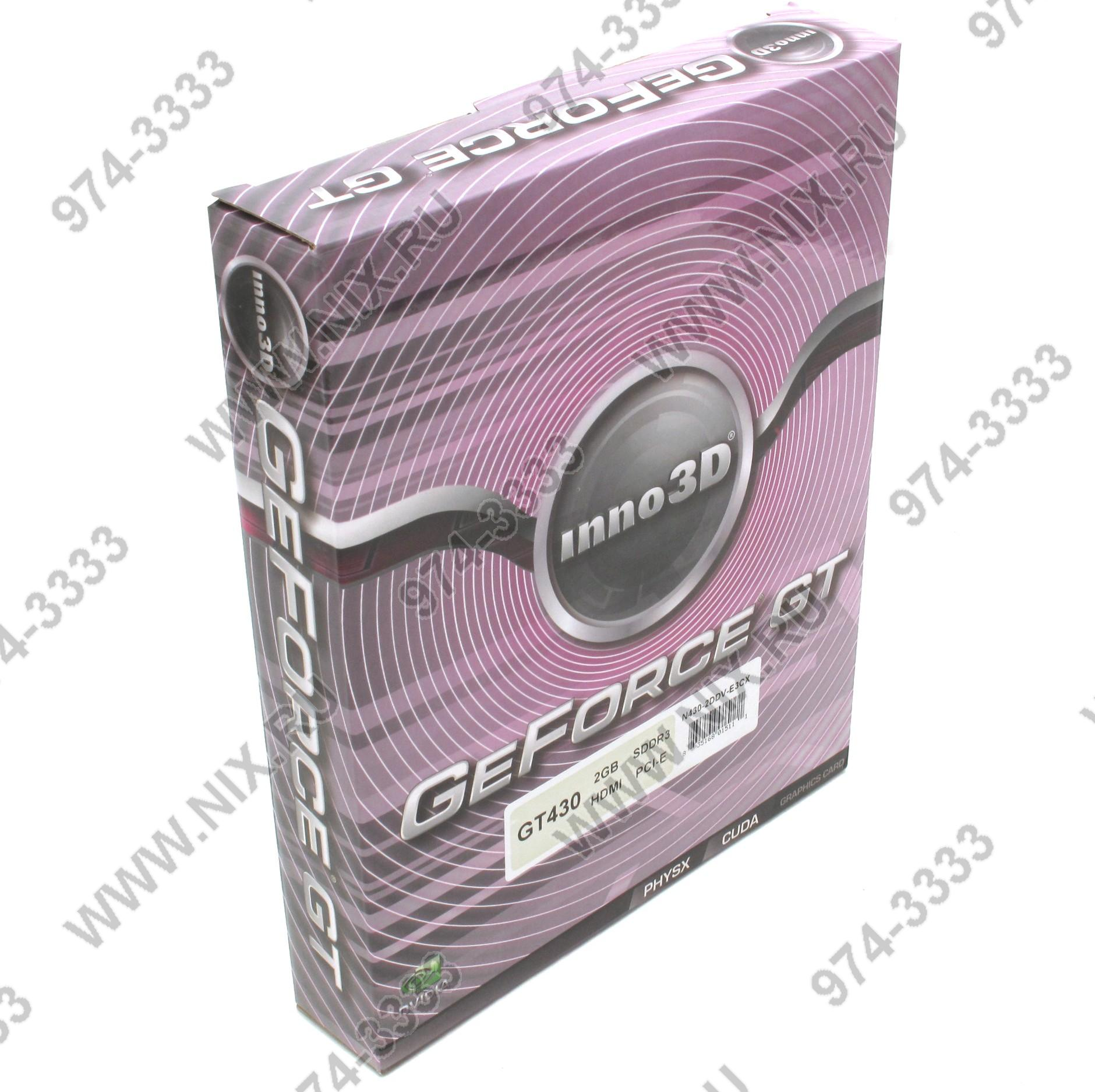 Inno3d Gt 430 2Gb Driver Download