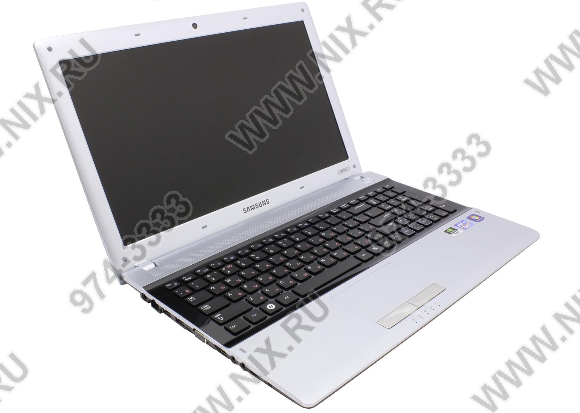 Вга драйвер на ноутбук для самсунг рв 520