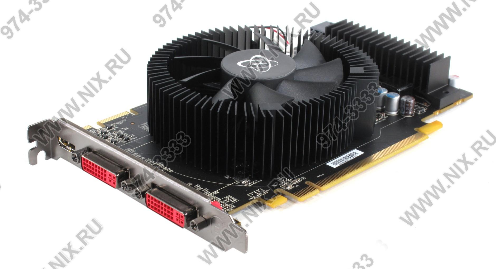 Xfx amd / ati radeon hd 6770 1gb