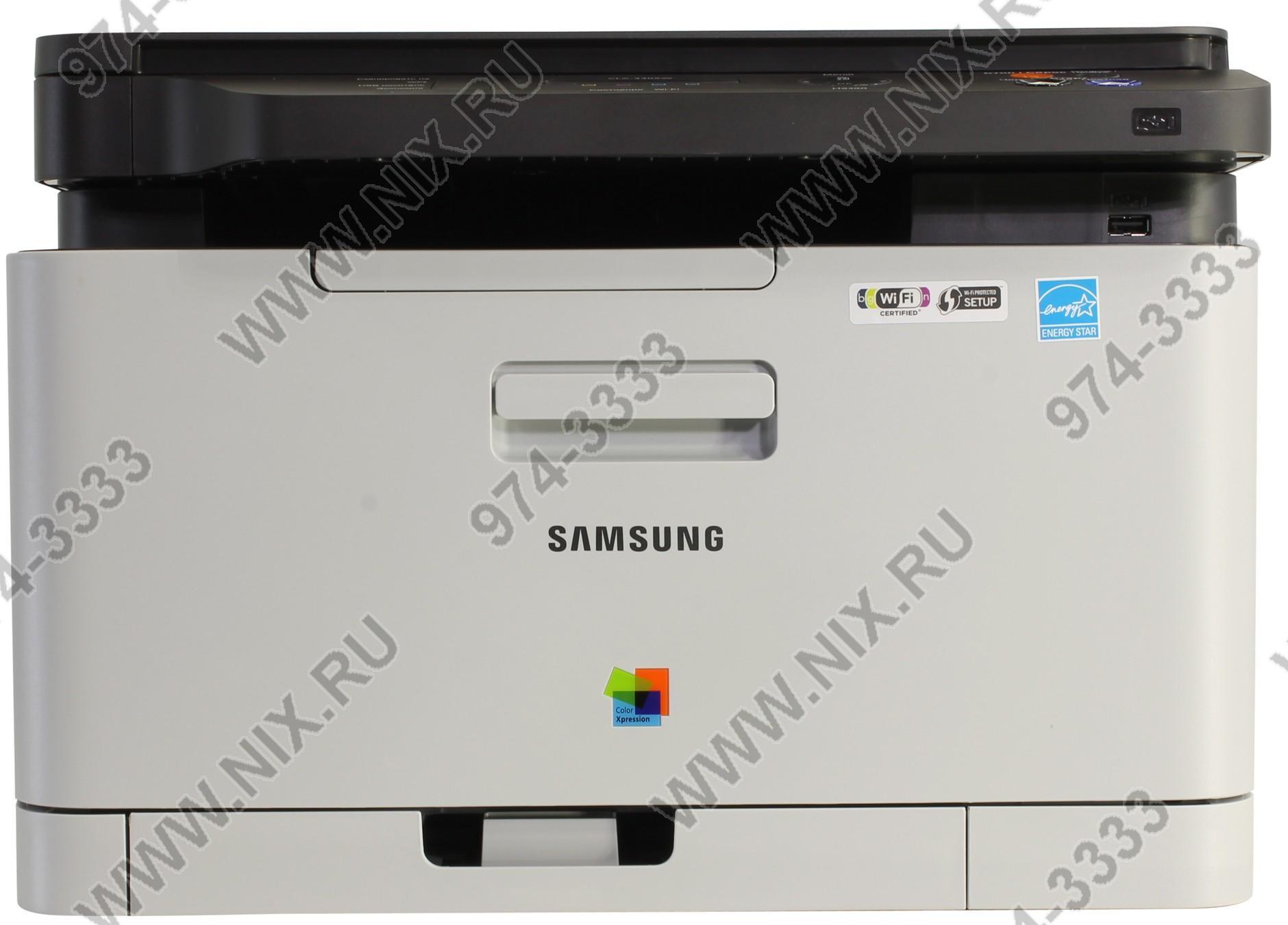 Скачать программу для принтера samsung clx 3305
