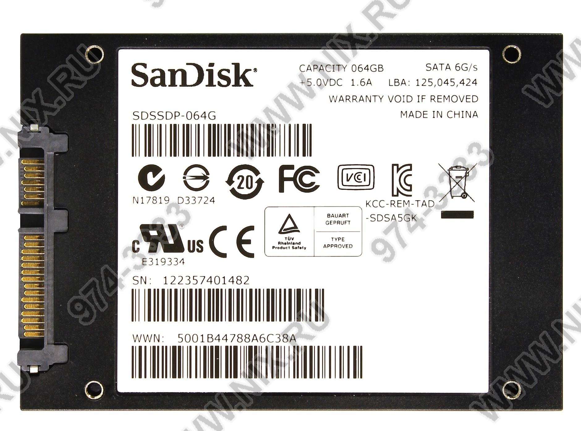 Ssd Sandisk Ultra Plus 128Gb Review