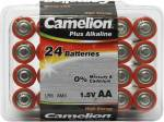 "Camelion LR6-24 Super / Ultra / Plus, Size ""AA"", 1.5V, щелочной (alkaline) < уп. 24 шт >"
