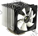 Thermalright < Macho120 Rev.A > Cooler (4пин, 775 / 1155 / 1366 / 2011 / AM2-FM1, 25.4 дБ, 600-1300 об / мин, Cu+Al+тепл.трубки)