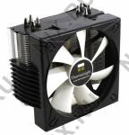 Thermalright TRUE Spirit 120M (BW) Rev.A Cooler (4пин, 775 / 1155 / 1366 / 2011 / AM2-FM1, 25.4дБ, 600-1300об / м, Al+тепл.тр)