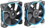 Corsair Air Series SP120 High Perf. Edition Twin Pack <CO-9050008-WW> (3пин, 120x120x25mm, 35дБ,2350об/мин)