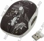 Defender Wireless Optical  Mouse To-GO <MS-565 Nano Rock Bloom>(RTL) USB 6btn+Roll беспр., уменьшенная <52569>