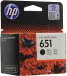 Картридж hp C2P10AE BHK (№651) Black для hp DeskJet Adv.5575 / 5645