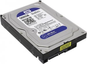 "HDD 500 Gb SATA 6Gb / s Western Digital Blue < WD5000AZLX > 3.5"" 7200rpm 32Mb"