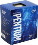 Процессор CPU Intel Pentium G4560 BOX 3.5 GHz / 2core / SVGA HD Graphics 610 / 0.5+3Mb / 54W / 8GT / s LGA1151