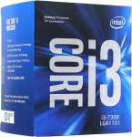 CPU Intel Core i3-7300 BOX 4 GHz / 2core / SVGA HD Graphics 630 / 4Mb / LGA1151