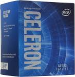 CPU Intel Celeron G3930 BOX 2.9 GHz / 2core / SVGA HD Graphics 610 / 0.5+2Mb / 51W / 8GT / s LGA1151