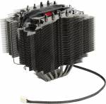 Thermalright Silver Arrow ITX-R (4пин, 775 / 1155 / 1366 / AM2 / AM3 / FM1, 21-33дБ, 300-1300 об / мин, Cu+Al+тепл.трубки)