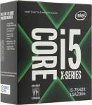 Процессор CPU Intel Core i5-7640X BOX (без кулера) 4.0 GHz / 4core / 1+6Mb / 112W / 8 GT / s LGA2066