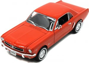 Welly < 22451W > Модель 1:24 Ford Mustang Coupe 1964-1 / 2