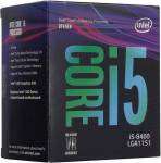 CPU Intel Core i5-8400 BOX 2.8 GHz / LGA1151