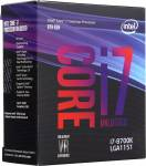 CPU Intel Core i7-8700K BOX (без кулера) 3.7 GHz LGA1151