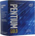 Процессор CPU Intel Pentium G5400 BOX 3.7 GHz / 2core / SVGA UHD Graphics 610 / 4Mb / 54W / 8 GT / s LGA1151