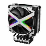 DEEPCOOL FRYZEN TR4/AM4/AM3+/AM3/AM2+/AM2/FM2+/FM2/FM1 (PWM, RGB Lighting, 6  Heatpipe,  Copper  Base)  RET