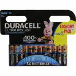 "Duracell ULTRA POWER MX2400-12 (LR03) Size""AAA"", 1.5V, щелочной(alkaline) <уп. 12 шт>"