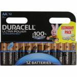 Duracell ULTRA POWER MX1500-12 (LR6) Size AA,  1.5V,щелочной(alkaline)  <уп.  12  шт>