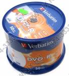 DVD-R Disc Verbatim   4.7Gb  16x   <уп. 50 шт.>  на шпинделе,  printable  <43533>