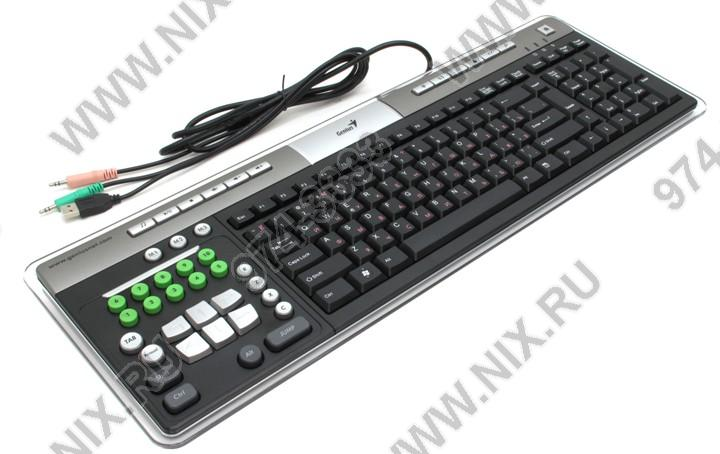 Разъем клавиатуры 4