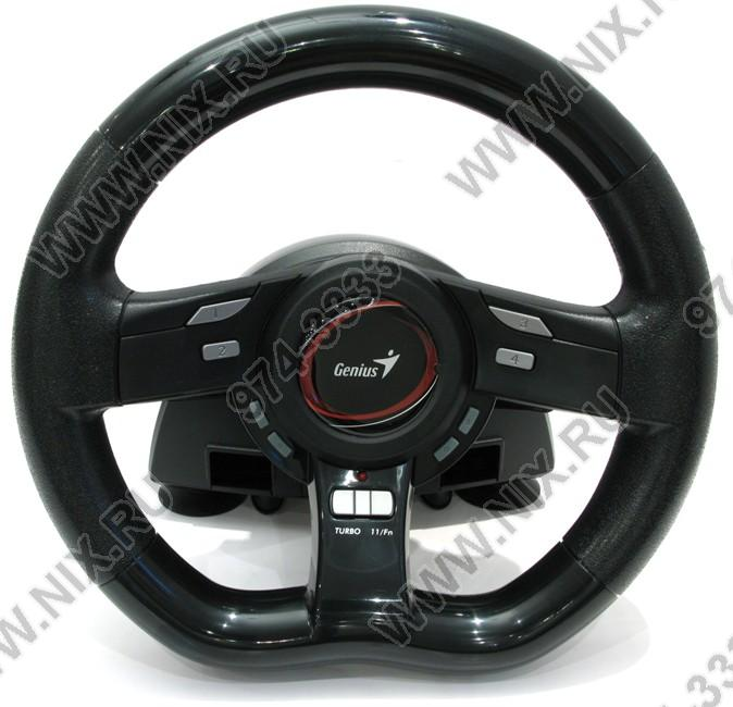 Genius Model Speed Wheel 3/Wheel Игры