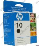 Картридж hp C4844AE (№10) Black для hp Business inkjet 1100/1200/2300 серии,  DesignJet 70/100(plus)/110plus/500