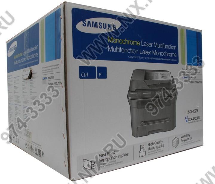 Scx-4623fn, scx-4600, scx-4623f, инструкция по принтеры samsung scx-4623fn, scx-4600, scx-4623f, принтеры samsung