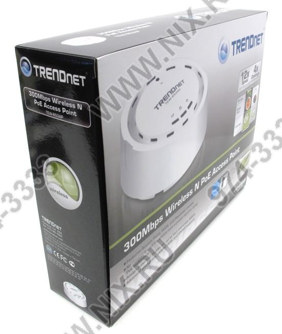 Trendnet tew 653ap software applications