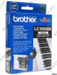 Картридж Brother LC1000BK  Black  для DCP-130C/330C/540CN/750CW MFC-240C